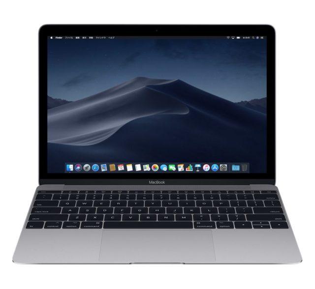 Apple製mac book